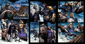 Thor 604 pages 8-10