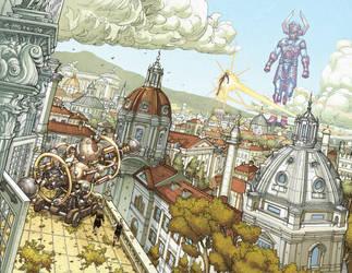 S.H.I.E.L.D. 1 pages 22-23 by CeeCeeLuvins