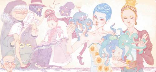 Octopiepie by CeeCeeLuvins