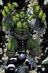 World War Hulk Issue 1 page 9