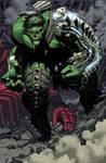 World War Hulk Issue 1 Page 42