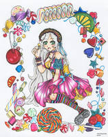 Kreamy Candy by Irreeltal