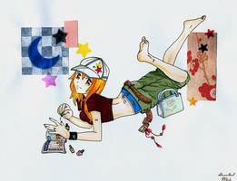Girl things by Irreeltal