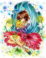 Sakura Clow by Irreeltal