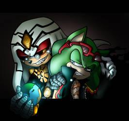 We can rule the world by cassidythehedgehog1