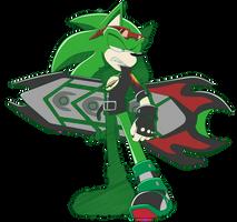 Sonic Rider Scourge