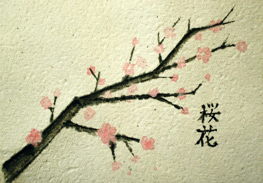 Cherry Blossom by herbalcell