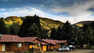 Mountain accommodations