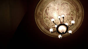 Ornate ceiling by herbalcell