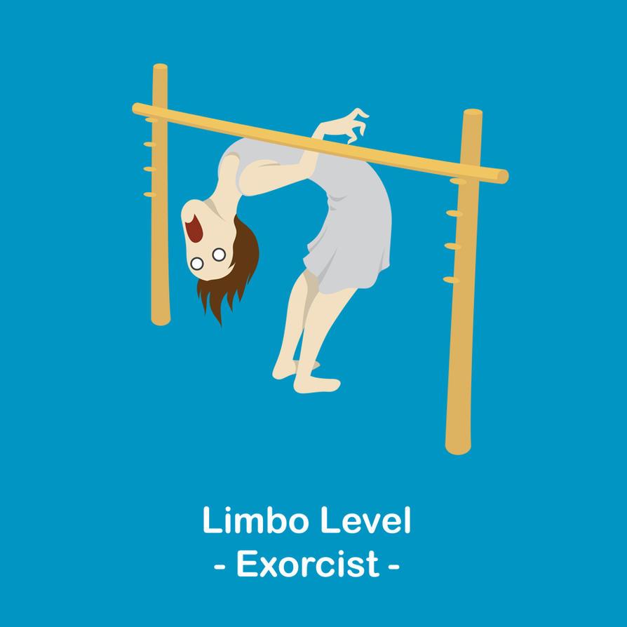 Limbo Level : Exorcist by temperolife
