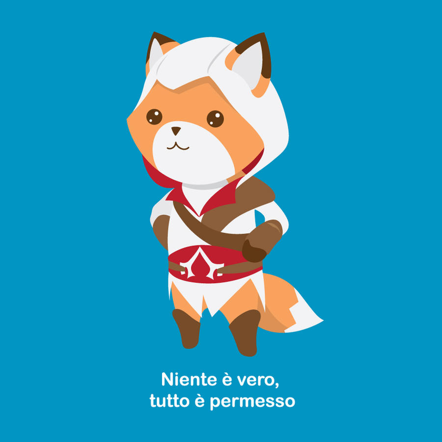 Fox assassin by temperolife