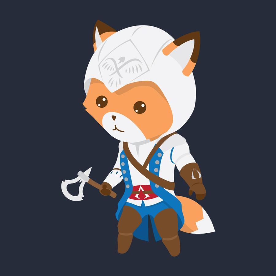 Fox assassin 3 by temperolife