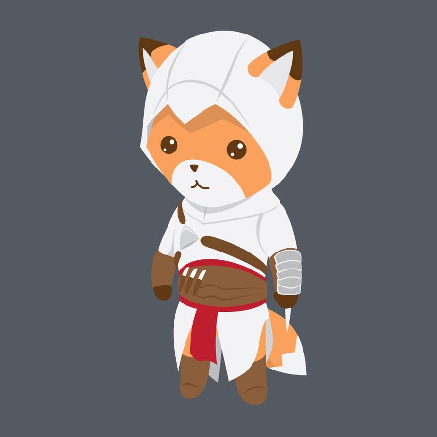 Fox Assassin - Altair by temperolife