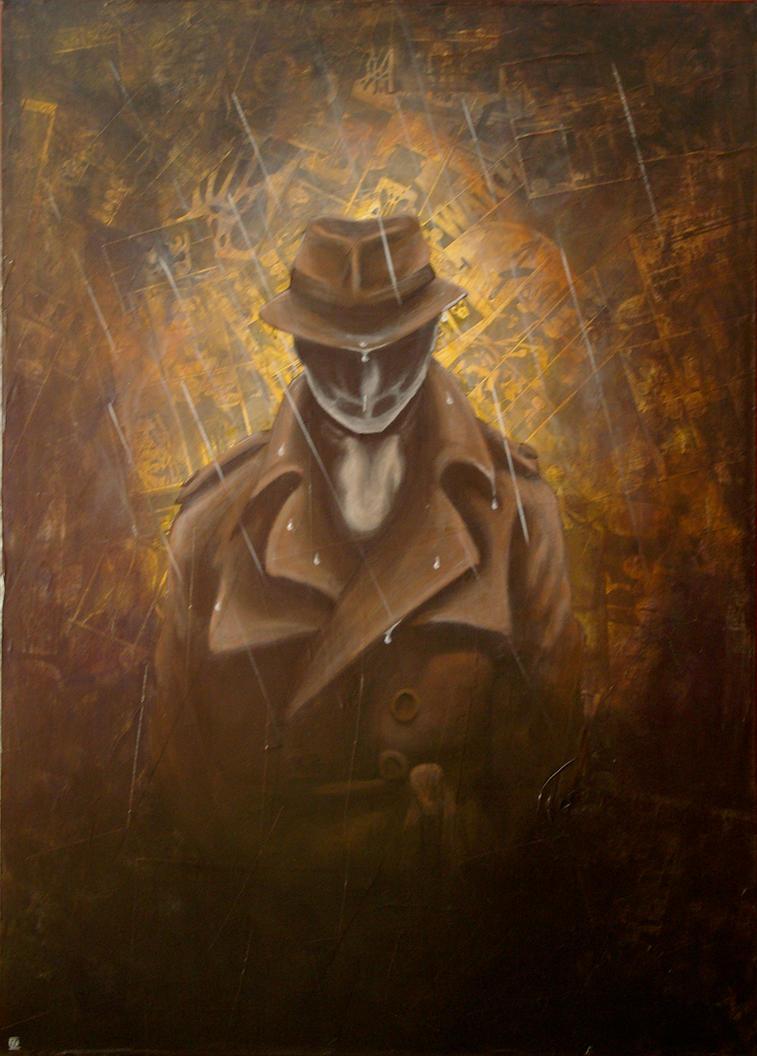 Rorschach by CuthbertMcNasty