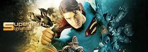 Superman Signature