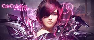 Beautiful Girl Signature
