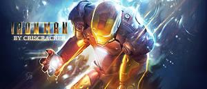 Iron Man Signature