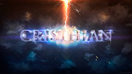 Cristhian - Wallpaper by criscracker