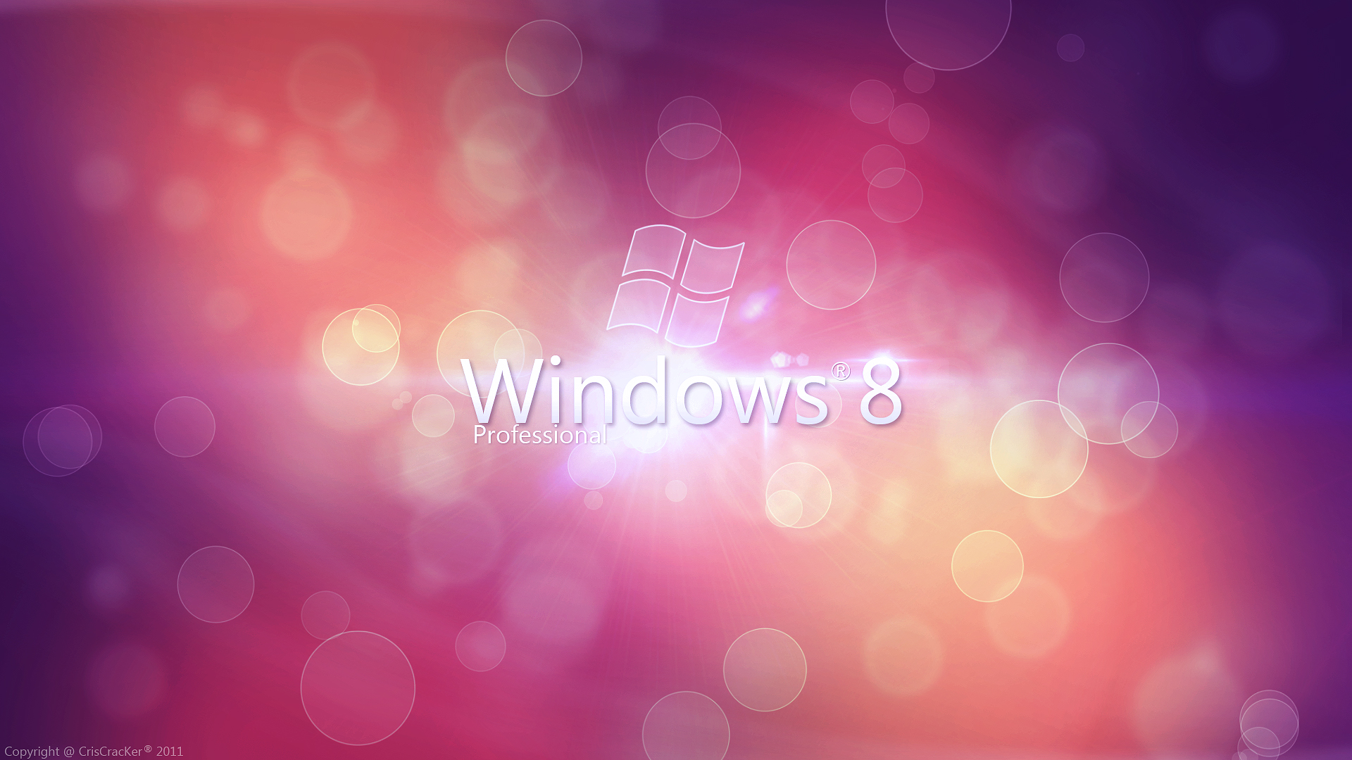 Windows 8 Wallpaper by criscracker