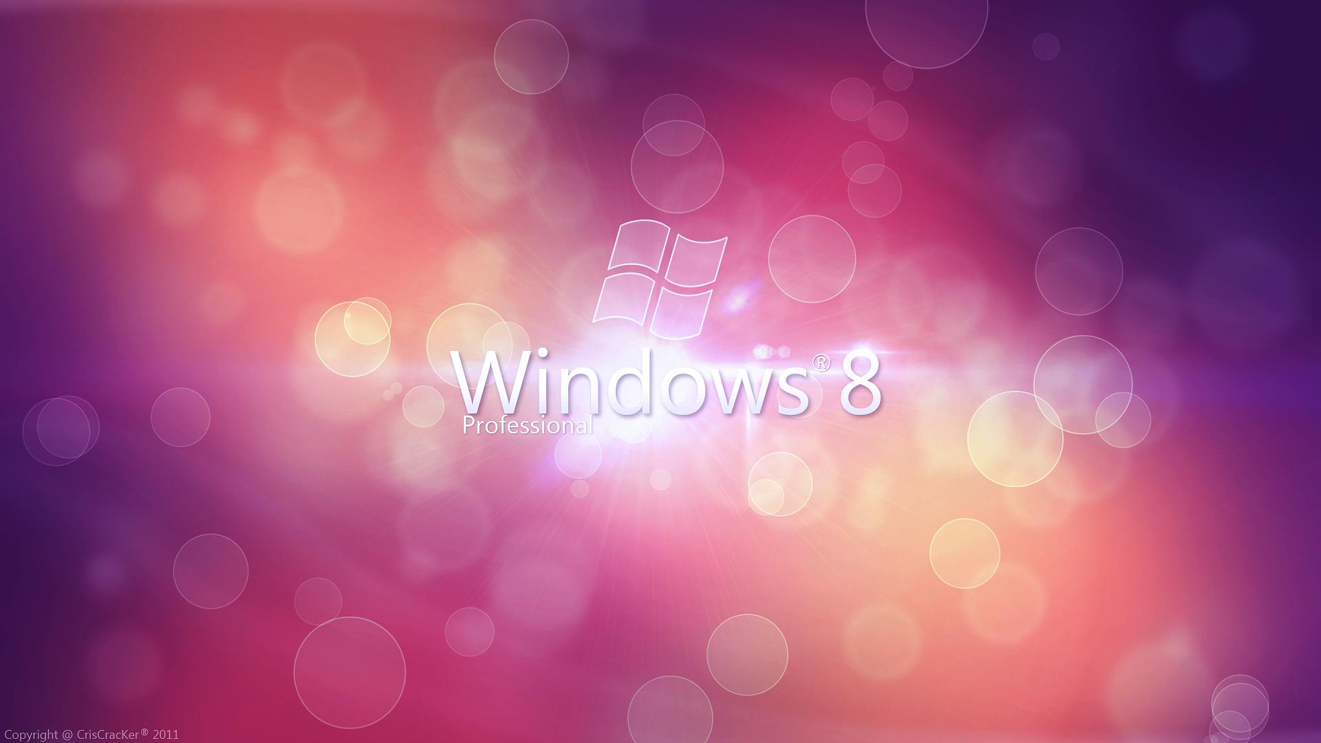 Windows 8 Wallpaper by criscracker
