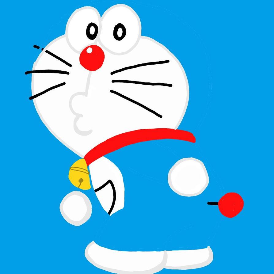 Doraemon Minimalist By Doraeartdreams Aspy On Deviantart