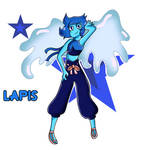New Look For Lapis