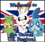 Welcome to the Galar/UK Region
