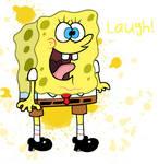 Laugh Spongebob Laugh