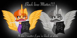 Black Lives Matter!(Tribute to George Floyd)
