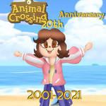 Happy 20th Anniversary Animal Crossing!