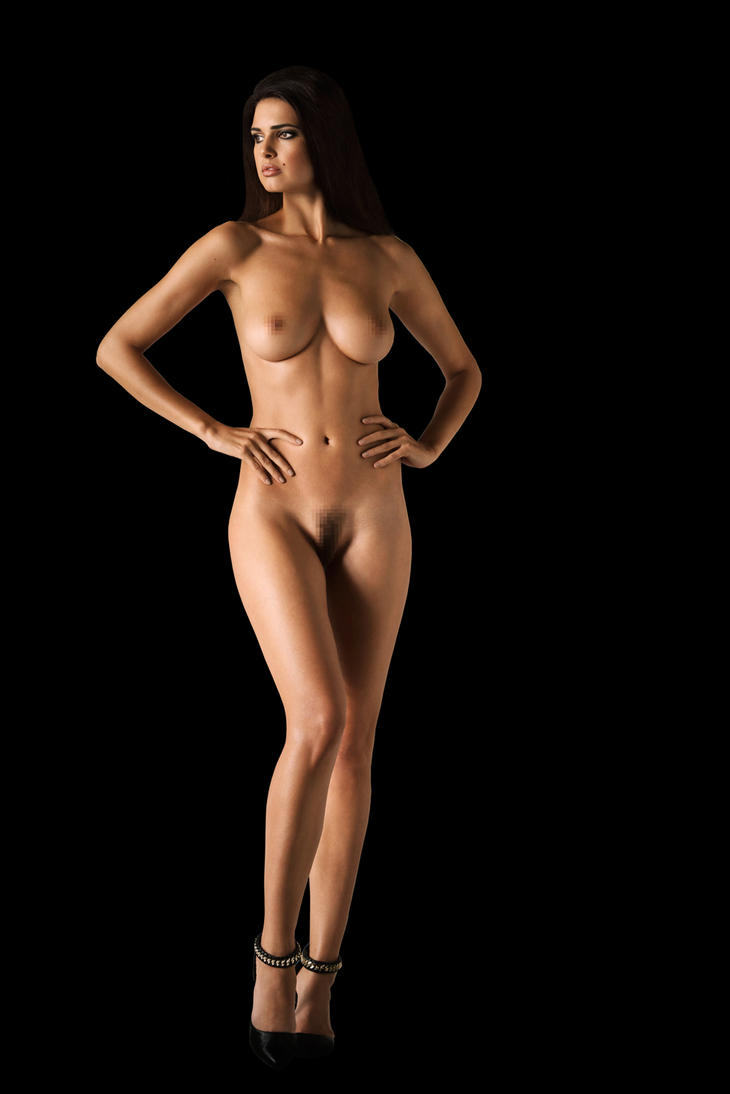 Nude beauty by Photo-Retoucher