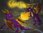 Spyro old vs new