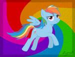 MLP FiM Rainbow Dash