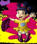 The Newest Rugrat by CartoonSilverFox