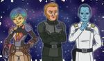Rebels Characters