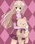 Teddy Bear -Redrawn-