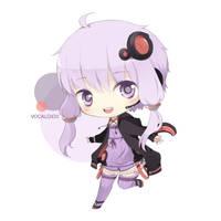 Vocaloid: Yuzuki Yukari