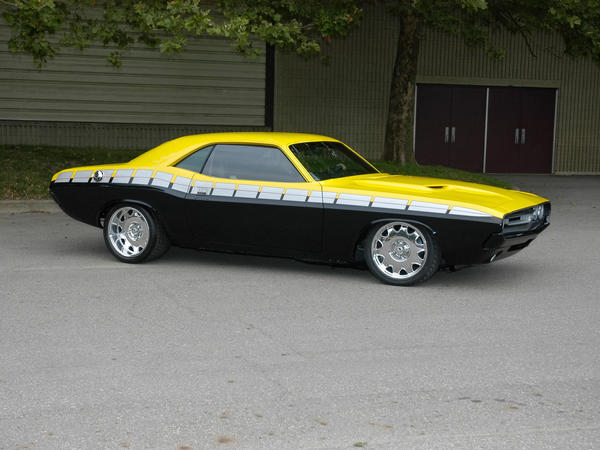 Chip Foose Challenger by Beowulf-BX