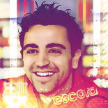 Xavi :: Icon by escord