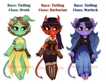 (Closed) DnD Tiefling Auction