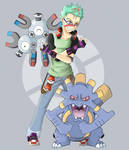 Pokemon trainer2 by NIkly