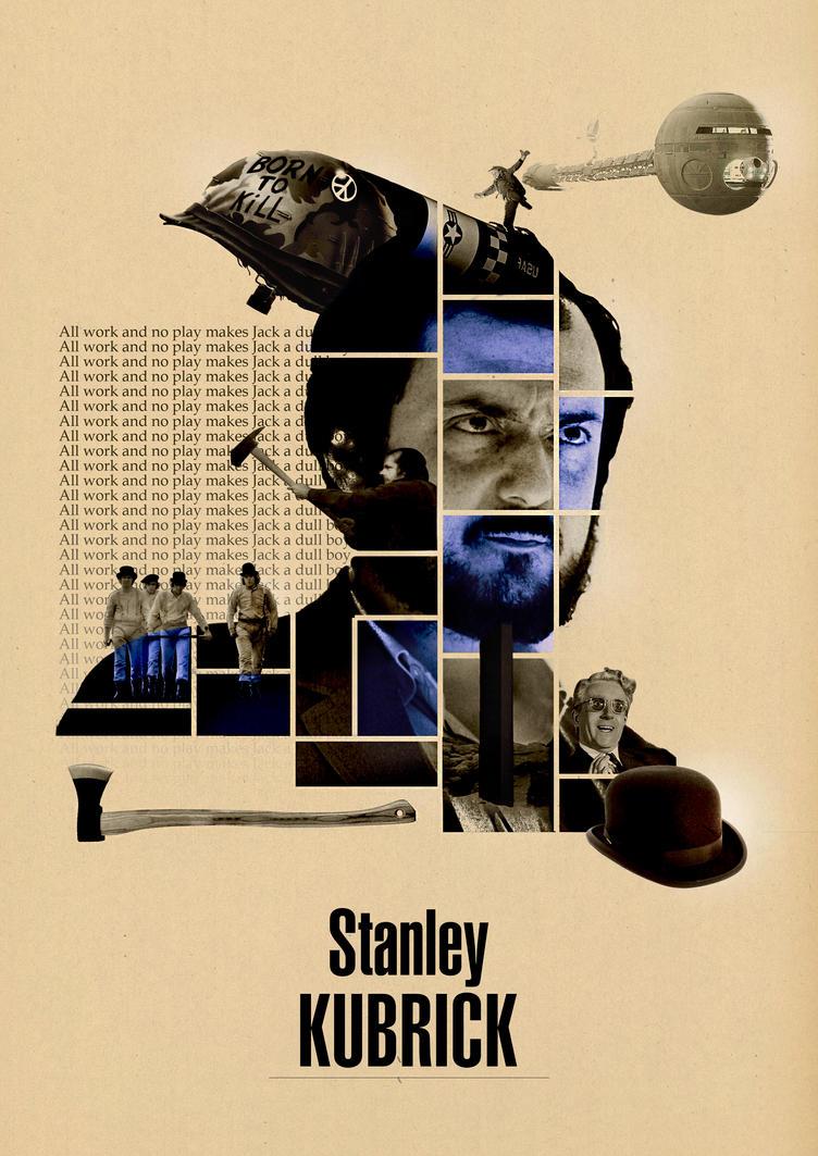 Tribute to M. Kubrick by oliviou-krakus