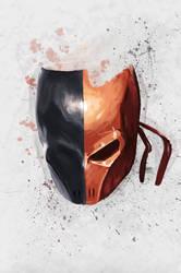 Mask : Deathstroke