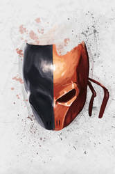 Mask : Deathstroke