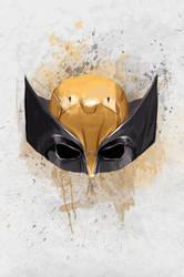 Mask: Wolverine by oliviou-krakus