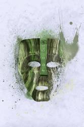 Mask: The Mask by oliviou-krakus