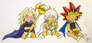 Yu-Gi-Oh Babies