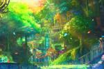 My garden of sun