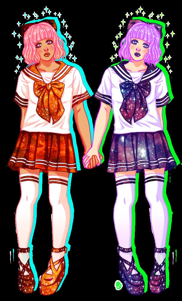 Double Vision by xxxstarrynightzxxx