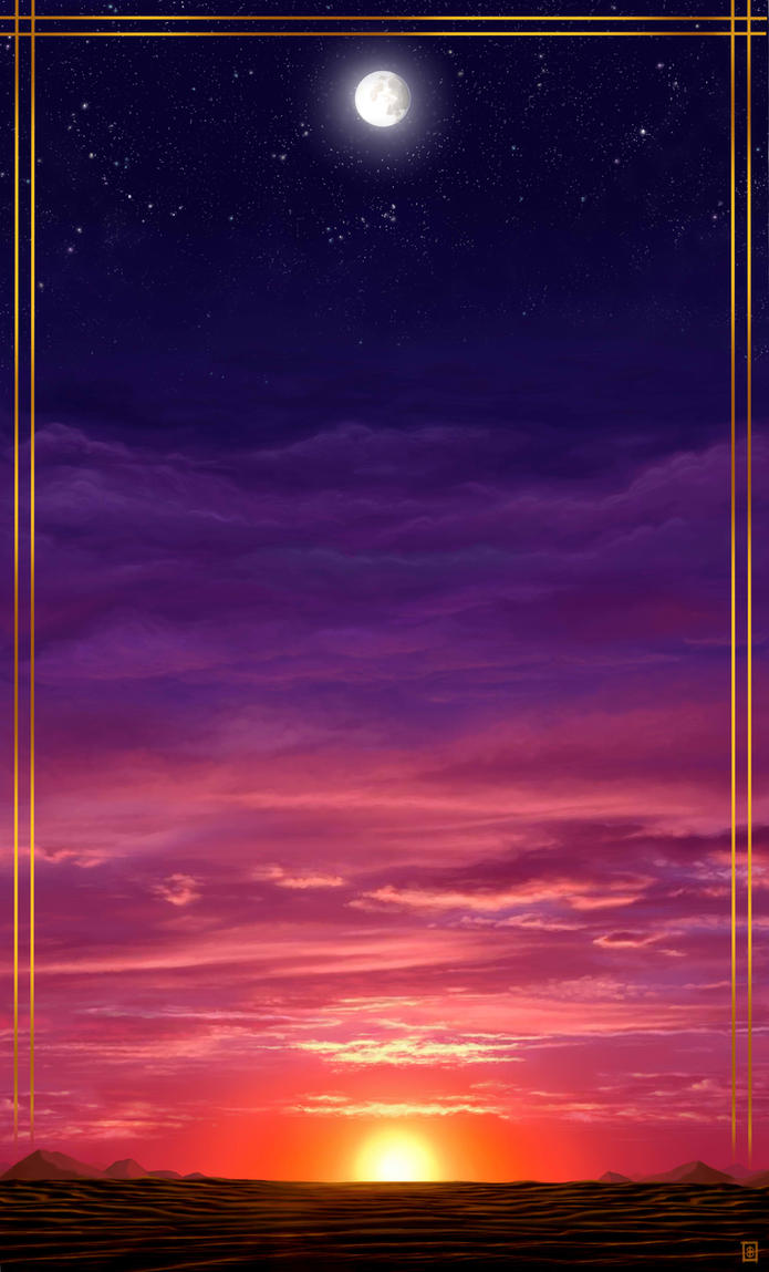 The Sands of Time by xxxstarrynightzxxx